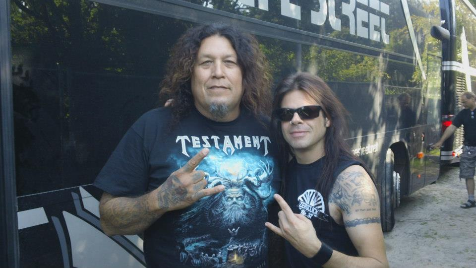 Chuck Billy (Testament)