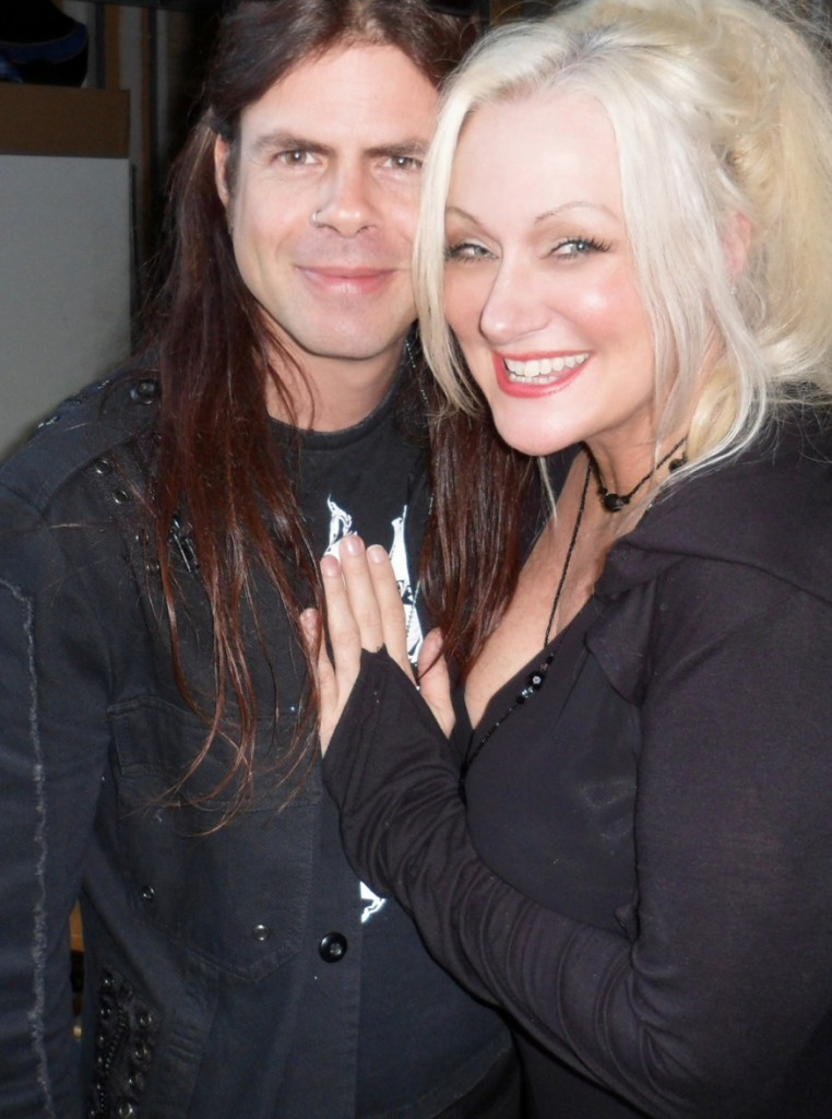 Pamela Moore (Queensryche's Sister Mary/Solo artist)