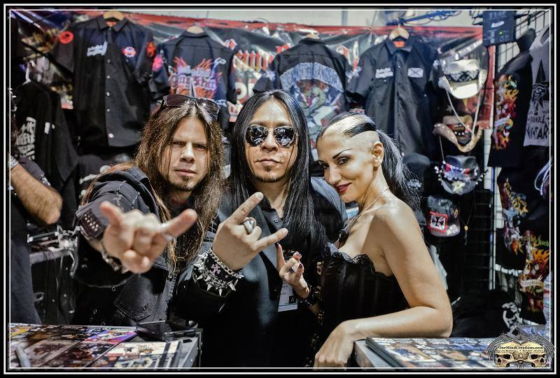 Sin Quirin (Ministry) and Metal Sanaz