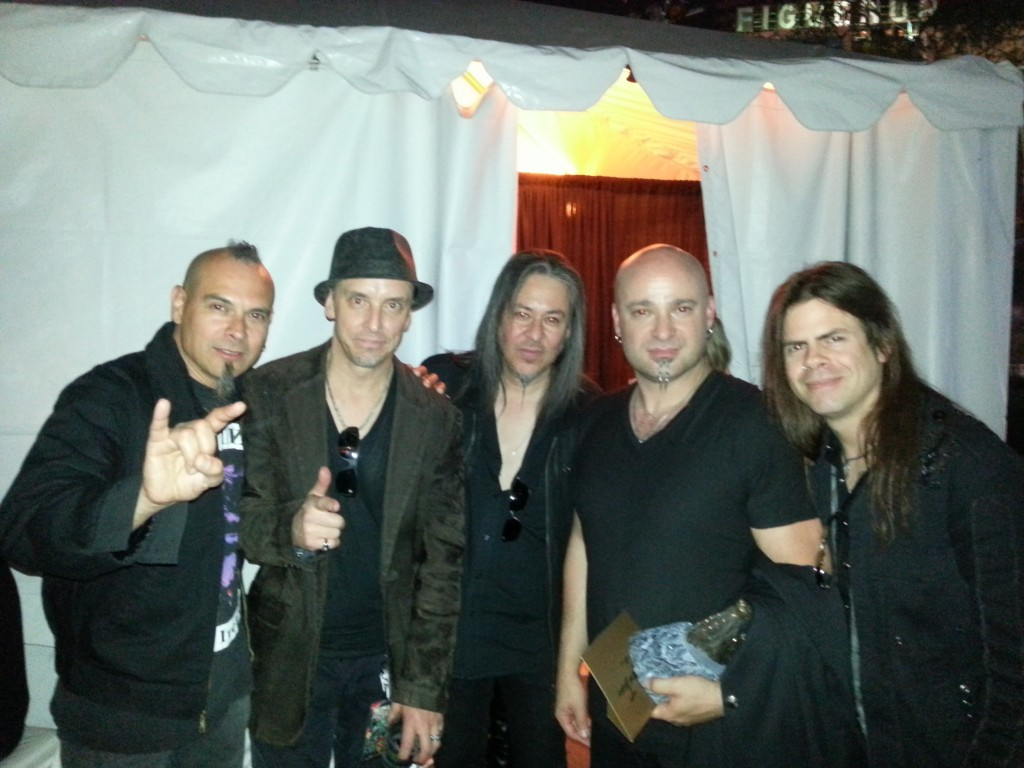 David Dreiman (Disturbed)