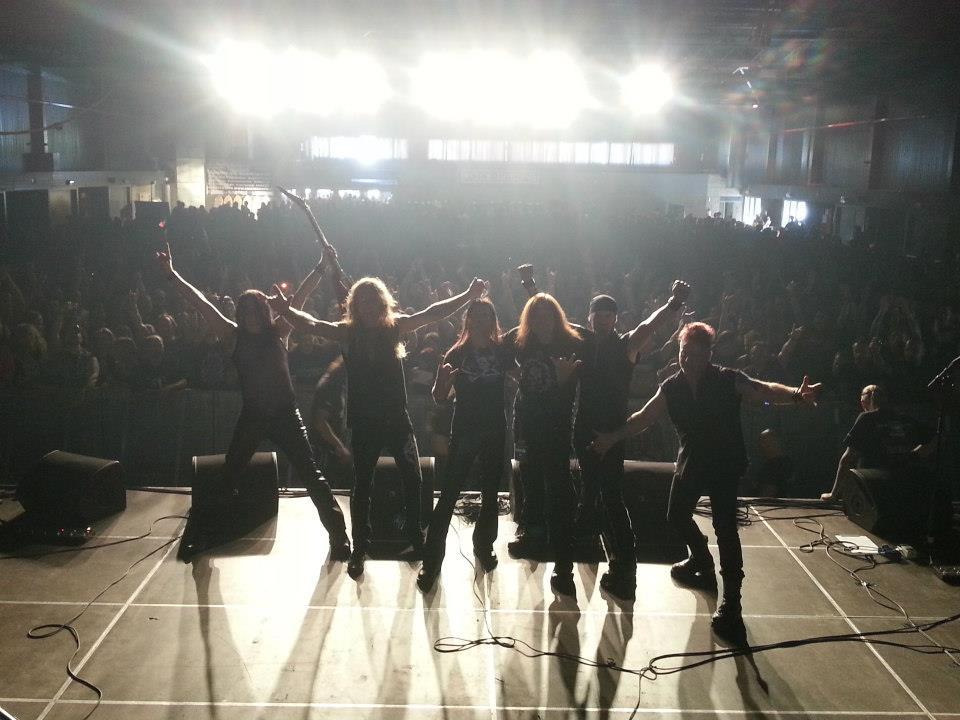CG Alcatraz Metal Festival 2012