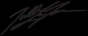 Todd La Torre signature