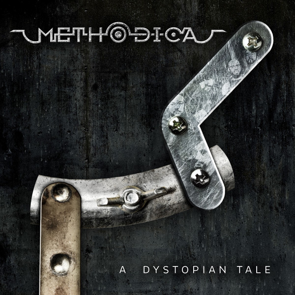 """Methodica- A Dystopian Tale (2020) Duet lead vocals for single """"A Dystopian Tale""""."""